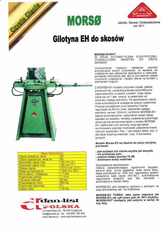 gilotyna EH-1
